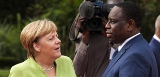 Africa occidentale: tour diplomatico di Angela Merkel